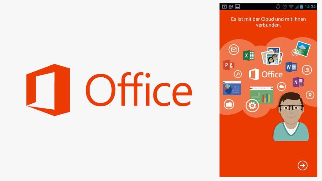 Microsoft Office Mobile v15.0.4806.2000 برای دستگاه های آندرویدی