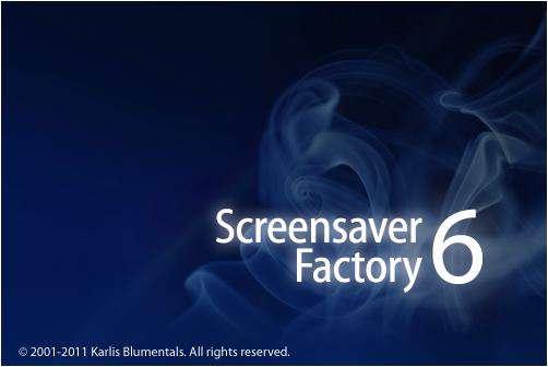 Blumentals Screensaver Factory Enterprise 6.7