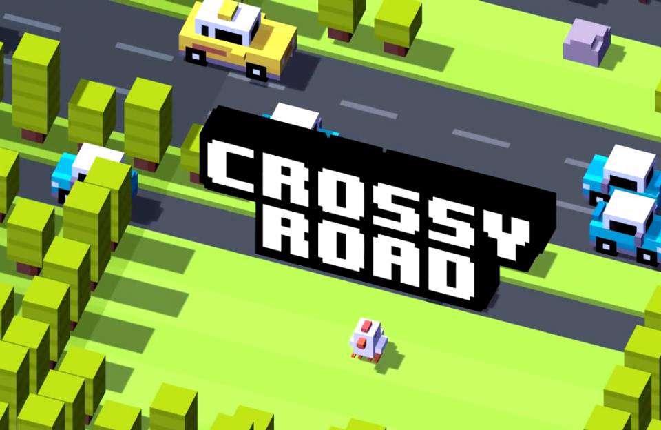 بازی جذاب Crossy Road 1.7.1  برای آندروید