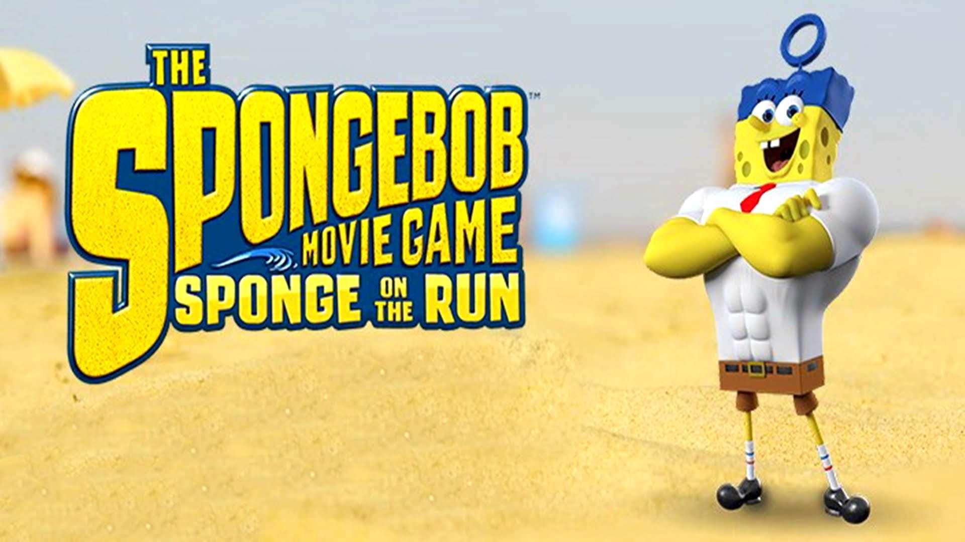 دانلود بازی SpongeBob Sponge on the Run 1.4 برای آندروید