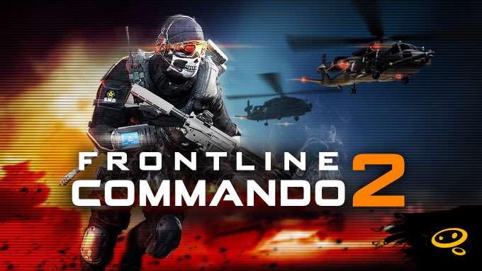 دانلود بازی Frontline commando 2 v3.0.2