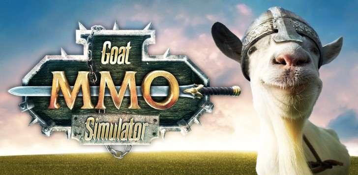 دانلود بازی متفاوت و جذاب Goat Simulator MMO 1.2.1 برای آندروید
