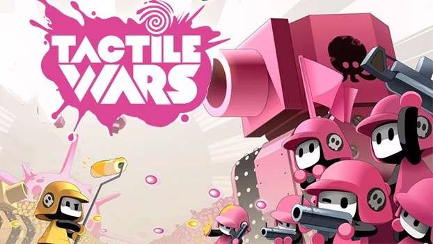 دانلود بازی جالب  Tactile Wars 1.6.1 برای اندروید