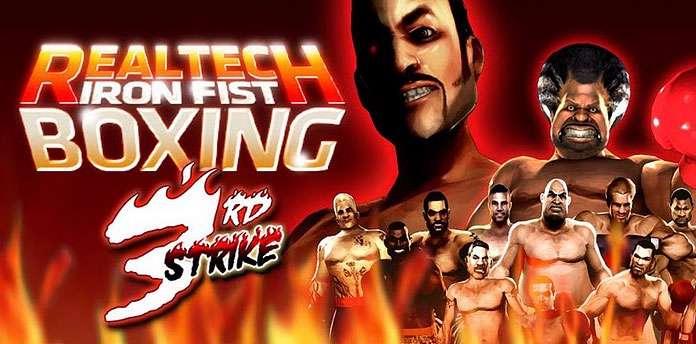 دانلود بازی Iron Fist Boxing 5.0.1 برای آندروید