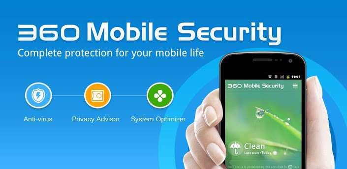 دانلود آنتی ویروس قوی 360Mobile Security Antivirus 3.9.0 برای آندروید