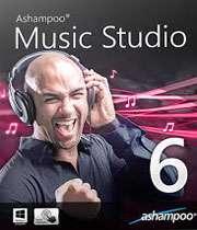 Ashampoo Music Studio 6.1.00.11 + Portable مدیریت فایل صوتی