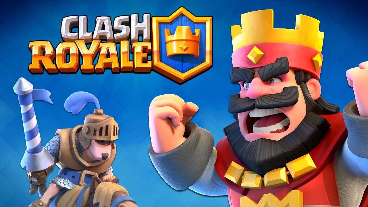 دانلود بازی محبوب Clash Royale 1.4.1 برای اندروید
