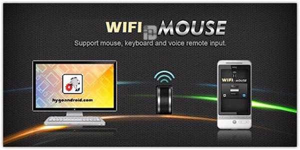 دانلود برنامه تبدیل گوشی اندرویدی به موس و کیبرد WiFi Mouse Pro 3.0.7