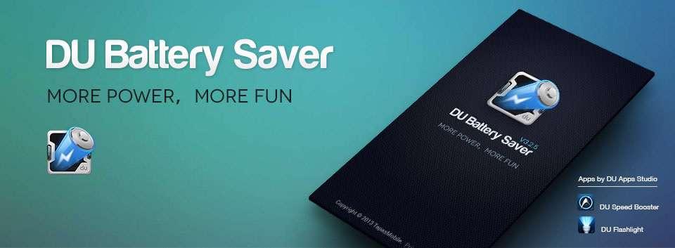 دانلود برنامه مدیریت باتری DU Battery Saver PRO 4.2.0