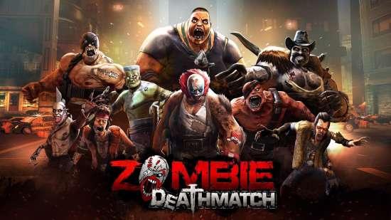 دانلود بازی جذاب جنگ زامبی ها Zombie Deathmatch 0.0.21  برای اندروید