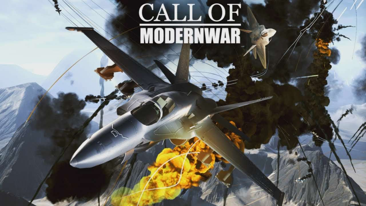 دانلود بازی بسیار جذاب Call Of ModernWar Warfare Duty 1.1.2 برای اندروید