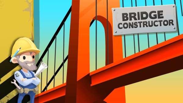 دانلود بازی مهندس پل سازی Bridge Constructor 5.0 برای اندروید
