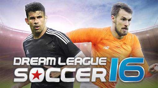 دانلود بازی فوتبال لیگ رویایی Dream League Soccer 2016 3.05 برای اندروید