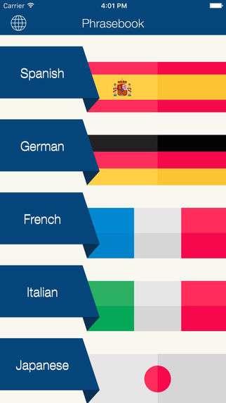 دانلود برنامه فوق العاده آموزش زبان  PhrasebookPro Learn Languages 10.3.6 اندروید