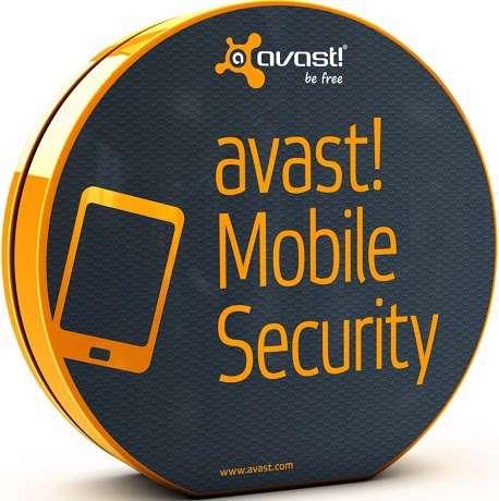 دانلود آنتی ویروس معروف آواست برای اندروید avast android mobile security 5.2.1