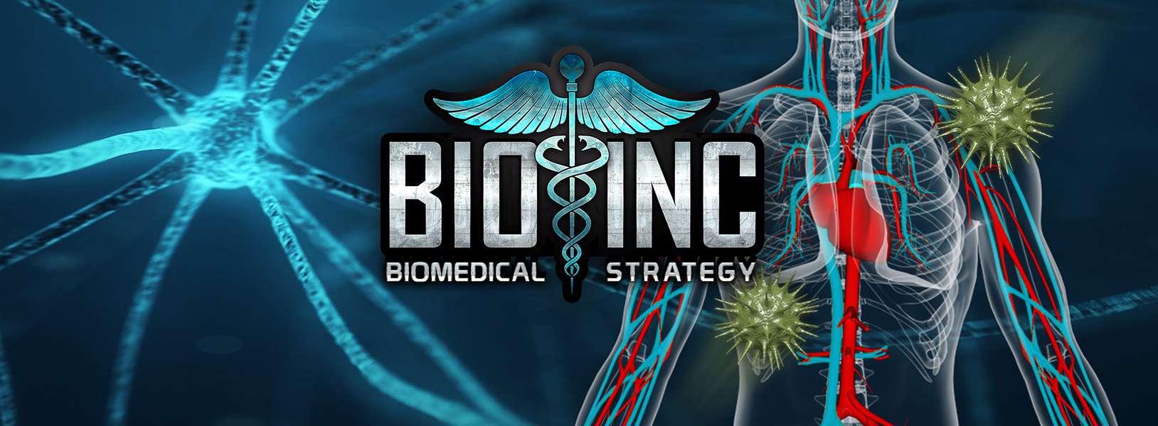 دانلود معتاد کننده ترین بازی اندروید و بسیار هیجان انگیز BioInc Biomedical Plague 2.610