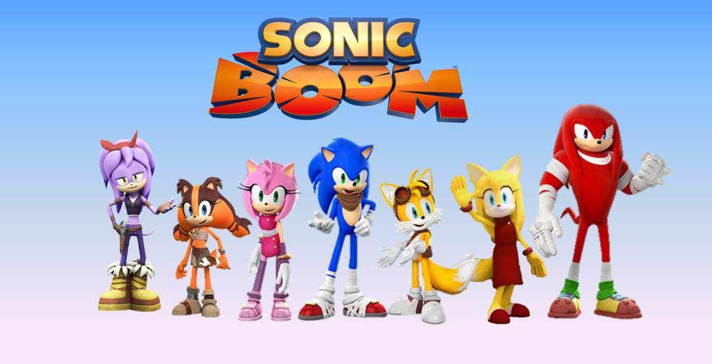 دانلود بازی خاطره انگیز و جذاب Sonic Dash 2 Sonic Boom 1.7.1 برای اندروید