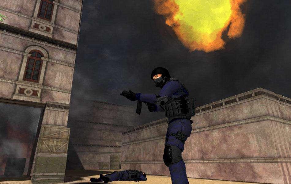 دانلود بازی Counter Attack Team 3D Shooter 1.1.65 برای اندروید
