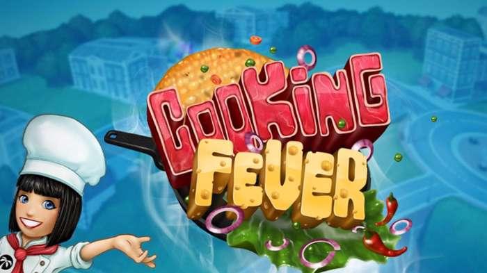 دانلود بازی هیجان آشپزی Cooking Fever 1.6.0 برای اندروید