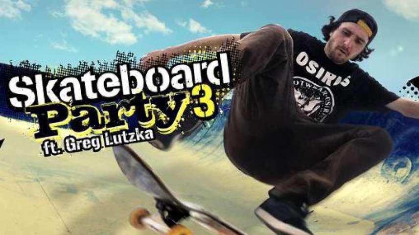 دانلود بازی اسکیت بورد Skateboard Party 3 Greg Lutzka 1.0.2 برای اندروید