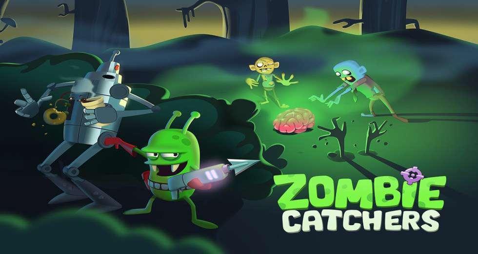 دانلود بازی Zombie Catchers 1.0.14 برای اندروید