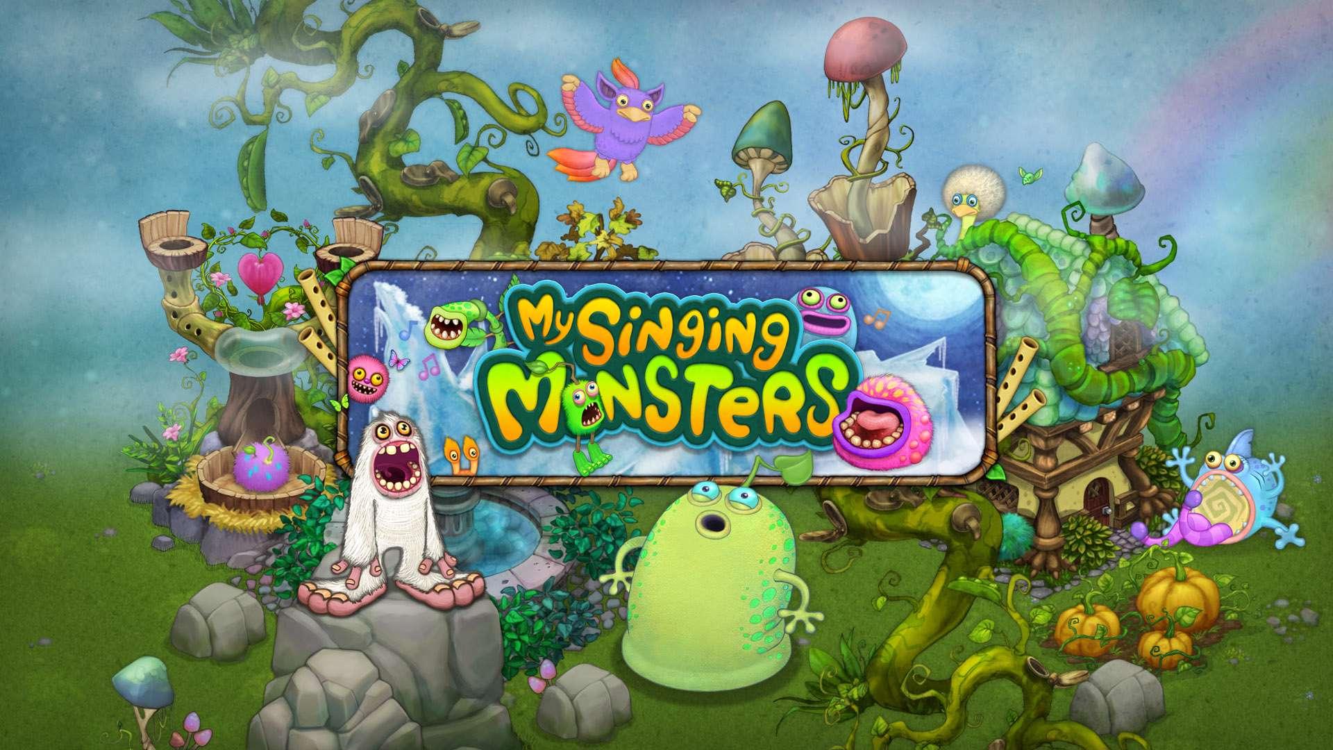 دانلود بازی ارکستر هیولاها My Singing Monsters 1.6.1 برای اندروید