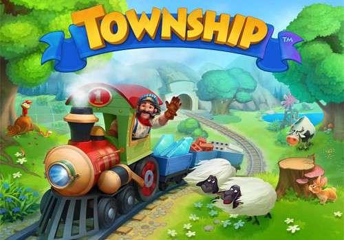 دانلود بازی استراتژیک مزرعه داری Township 3.8.1 برای اندروید