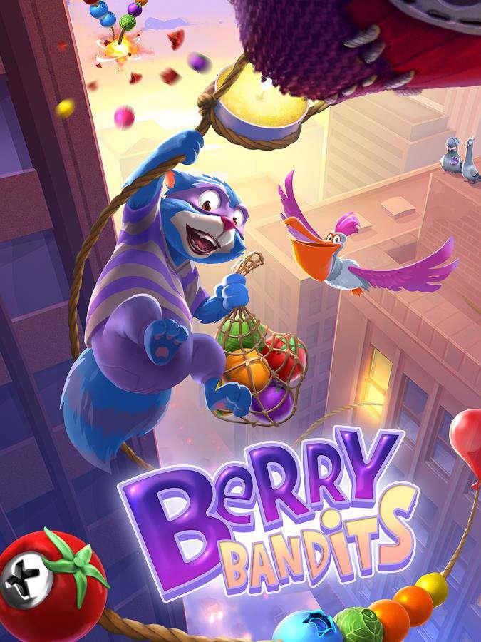دانلود بازی جذاب Berry Bandits 0.7.15 برای اندروید