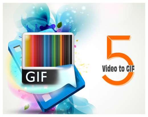 دانلود برنامه تبدیل فیلم به فایل گیف Aoao Video to GIF Converter 5.3