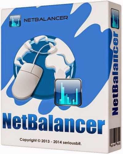 دانلود برنامه مدیریت پهنای باند اینترنت NetBalancer 9.4.1