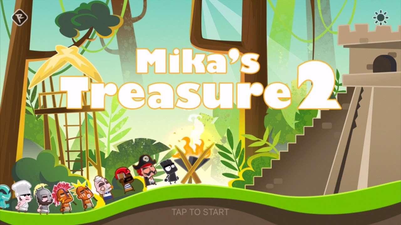 دانلود بازی گنج میکا Mikas Treasure 2 1.0.1 برای اندروید