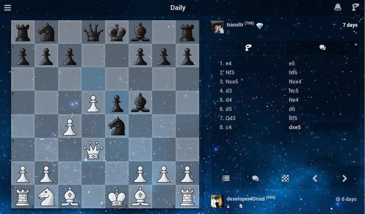 دانلود بازی شطرنج Chess Play Learn 3.3.42 برای اندروید