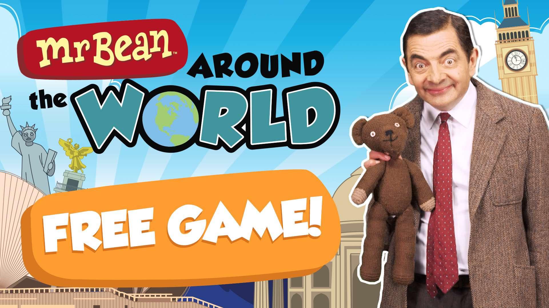 دانلود بازی مستربین Mr Bean Around the World 2.6 برای اندروید