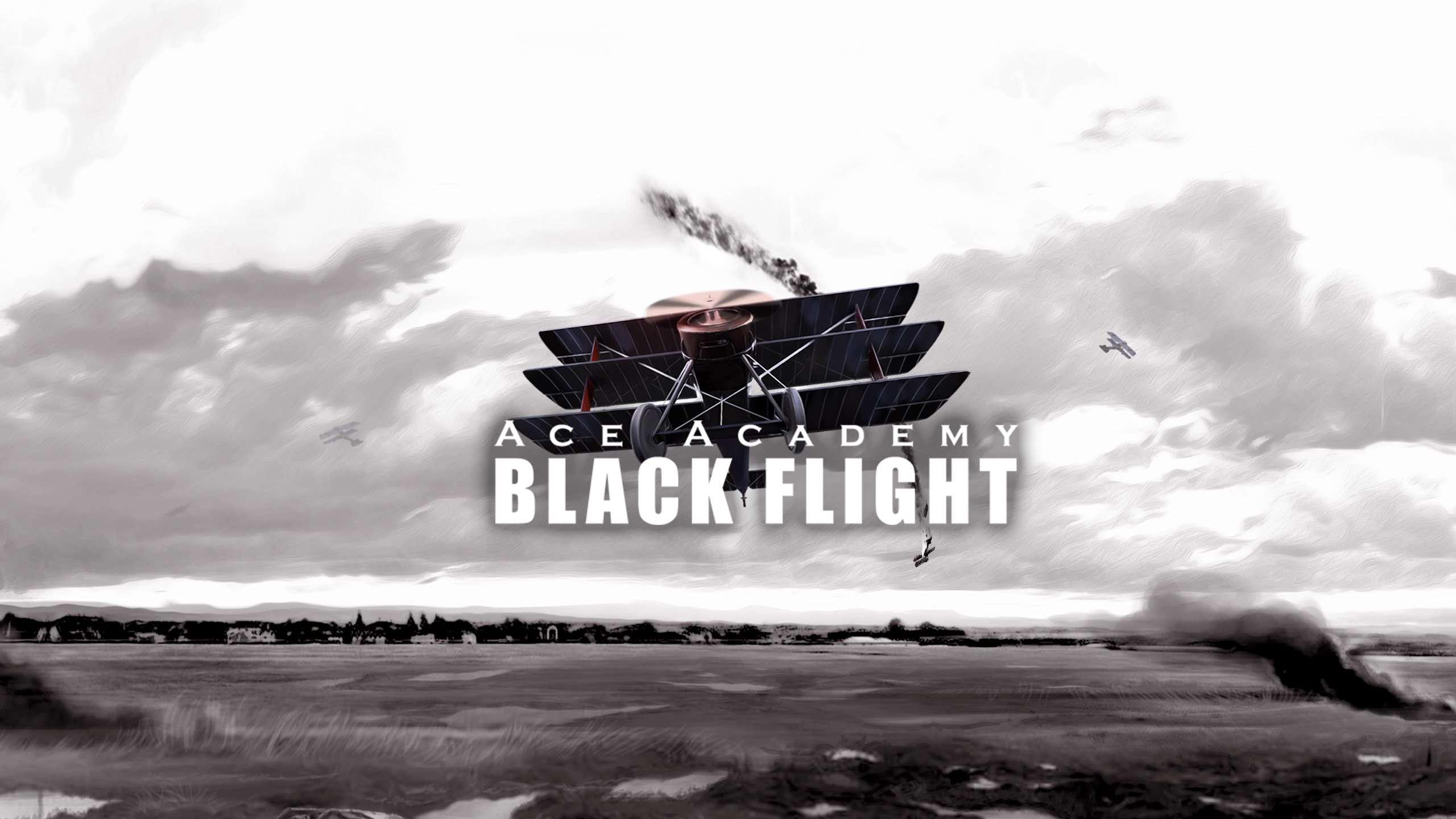 دانلود بازی هواپیمای جنگی Ace Academy Black Flight 1.0.7 برای اندروید