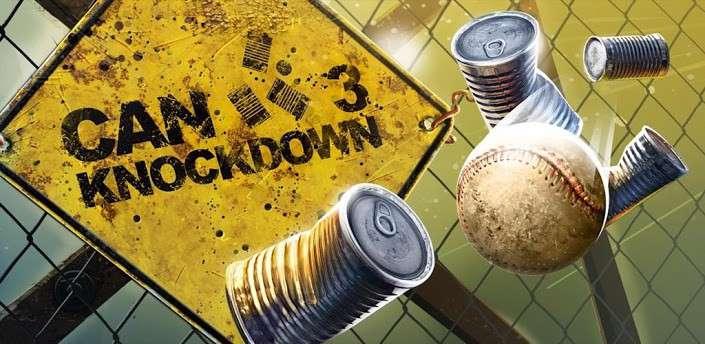 دانلود بازی بسیار جذاب Can Knockdown 3  1.31 برای اندروید
