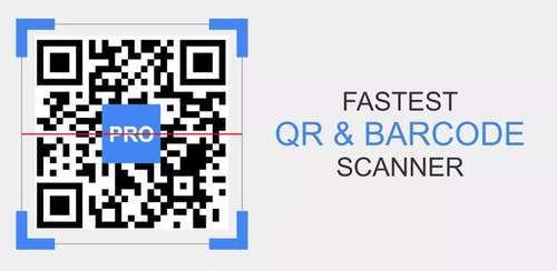 دانلود نرم افزار اسکنر بارکد و QR کد QR Barcode Scanner PRO 1.43 برای اندروید