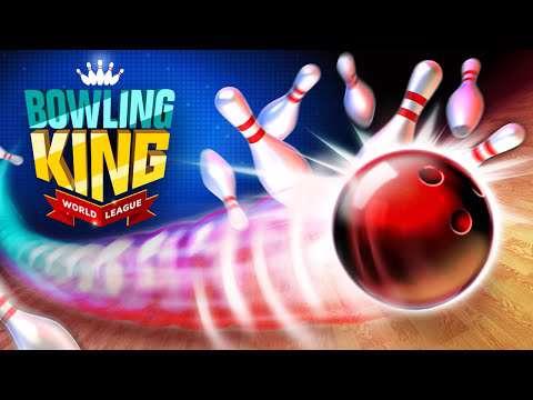 دانلود بازی آنلاین و هیجان انگیز Bowling King 1.40.11 برای اندروید