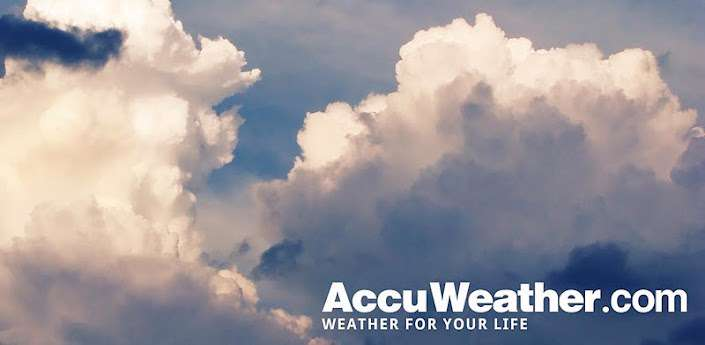 دانلود برنامه معروف هواشناسی AccuWeather Platinum 4.3.4 برای اندروید