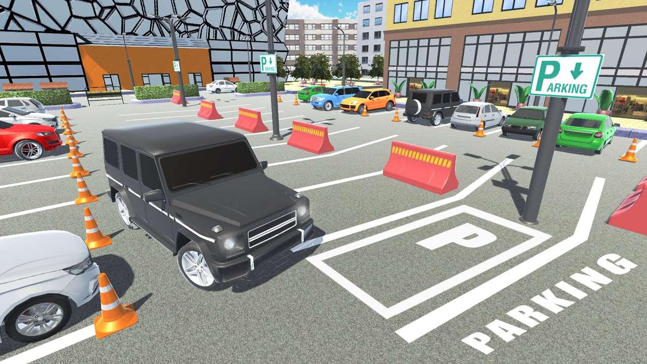 دانلود بازی متفاوت Luxury Parking 2.2 پارک کردن ماشین های لوکس برای اندروید