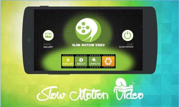 دانلود برنامه Slow Motion Camera 2.6.9 برنامه ای برای ضبط فیلم صحنه آهسته