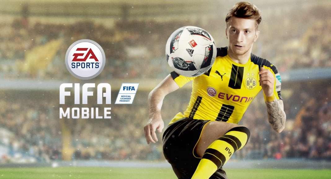 دانلود بازی فوتبال FIFA Mobile Soccer 3.1.0 ساخت شرکت معروف EA برای اندروید