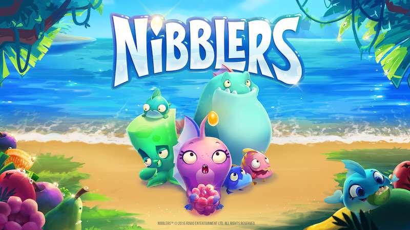 دانلود بازی جذاب Nibblers 1.21.3 کاری جدید از سازندگان بازی انگری بردز