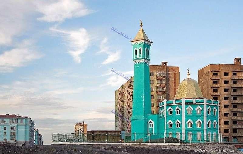 هفت مسجد روسیه با معماری شگفت انگیز