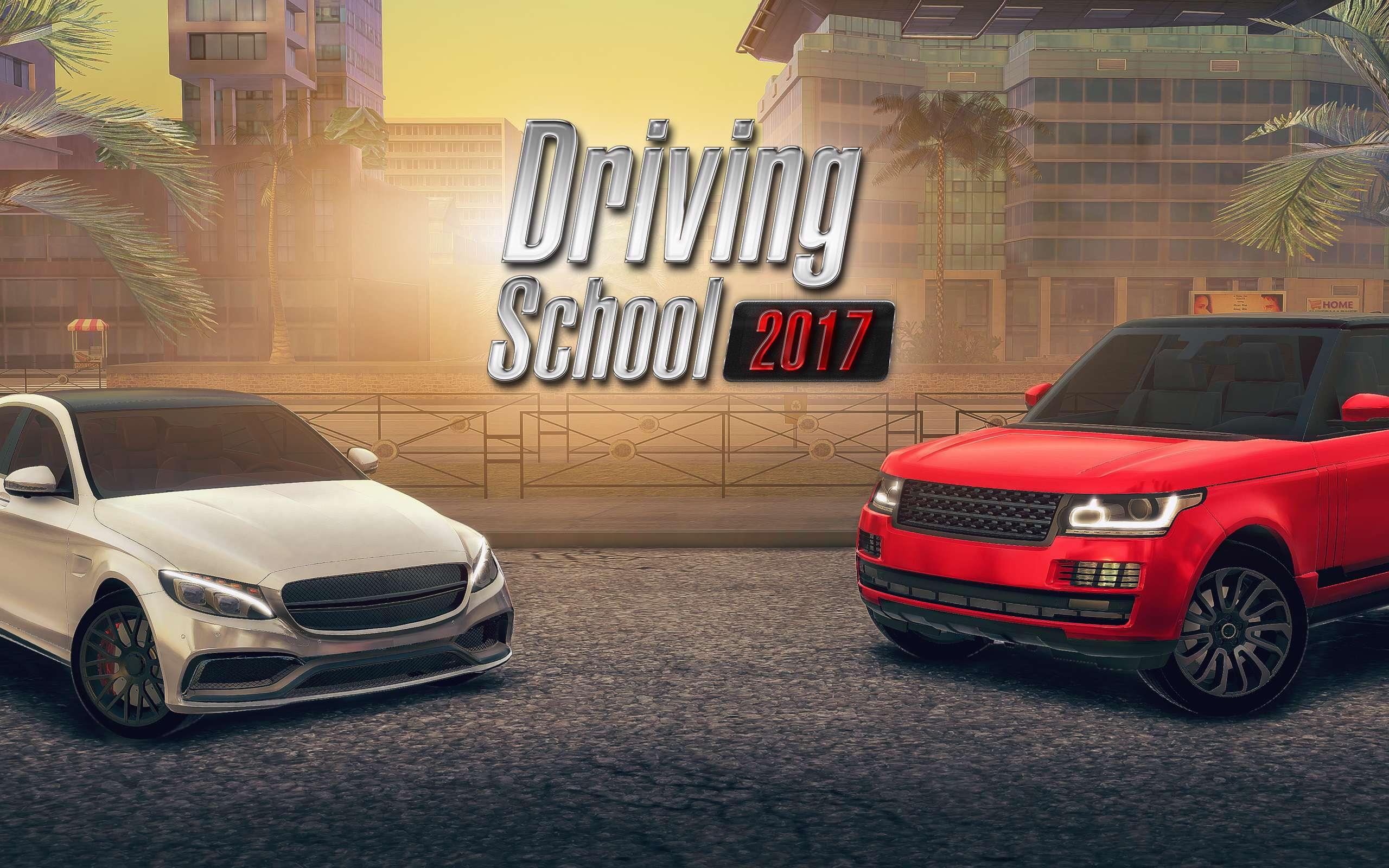 دانلود بازی جذاب کلاس رانندگی Driving School 2017 v1.2.0 برای اندروید