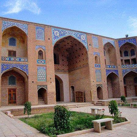 مکان های دیدنی گنجعلی خان در کرمان