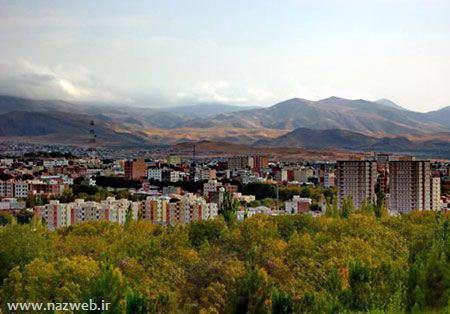 گردشگری ایران؛مراغه شهری به قدمت دایناسورها