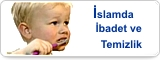 Islamda ibadet temizlik