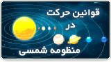 قوانین حرکت در منظومه شمسی