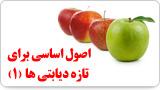 اصول اساسی تازه برای دیابتی ها (1)