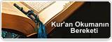 Kur'an Okumanın Bereketi
